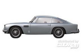Aston Martin DB5 silver