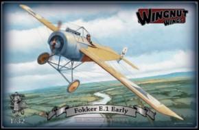 Fokker E. I early,  Topmodell, limitiert