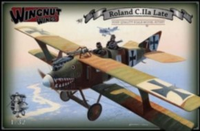 Roland C.IIa (late), Topmodell, limitiert