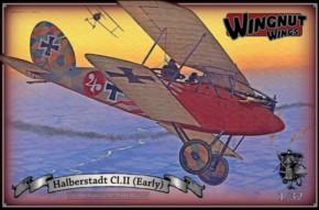 Halberstadt CI.II early, Topmodell, limitiert