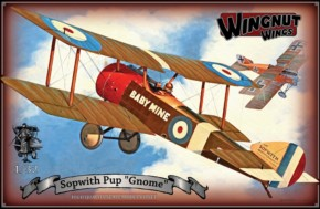Sopwith Pup Gnome, Topmodell, limitiert