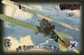 DFW C.V (late), Topmodell, limitiert