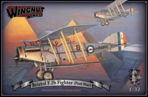 Bristol F.2b Fighter (Post War) Topmodell, limitiert