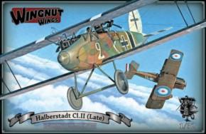 Halberstadt CI.II late, Topmodell, limitiert