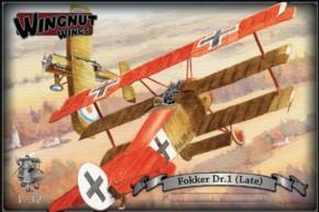 Fokker Dr.1 late, Topmodell, limitiert, ab 2020