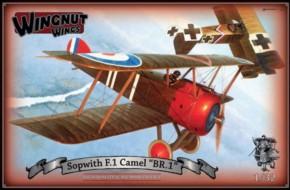 Sopwith Camel F.1 BR.1, Topmodell, limitiert