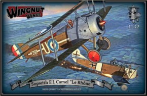Sopwith Camel F.1 Le Rhone, Topmodell, limitiert