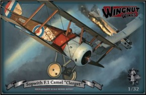 Sopwith Camel F.1 Clerget, Topmodell, limitiert