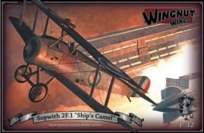 Sopwith Camel 2F.1 Ships Camel, Topmodell, limitiert