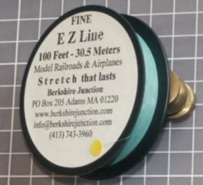 EZ Line Fine Blue 0,15mm x 30,5m Verspannung