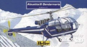 SA 316 Alouette III Gendarmerie