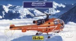 Alouette III Securite Civile