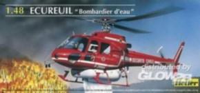 Ecureuil Bombardier Dèau, Feuerwehrhubschrauber