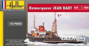 Remorquer JEAN BART