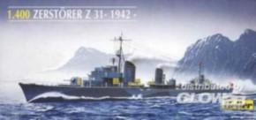 Zerstörer Z31