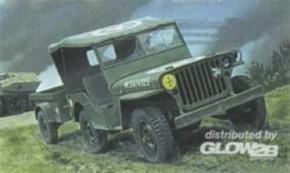 Jeep Willis+Trailer