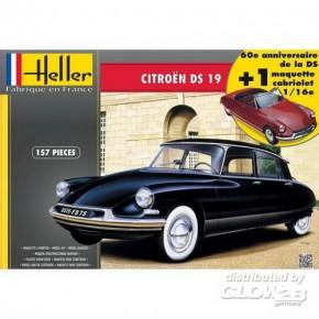Citroen DS 19 Cabriolet, limitiert