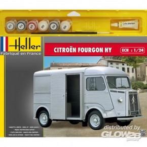 Citroen Fourgon HY Tube