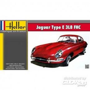 Jaguar Type E 3L8 FHC