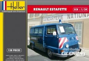 Renault Estafette Gendarmerie. Neuheit 09/18