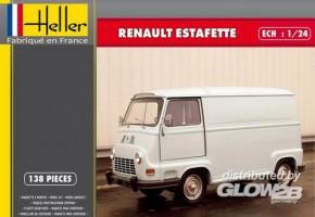 Renault Estafette. Neuheit 09/18