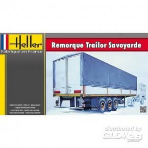 Remorroque Trailer Savoyarde