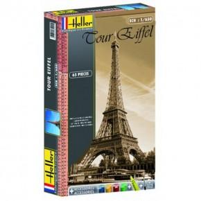 Coffret Tour Eiffel(peinture,colle et pi pinceau fournis)