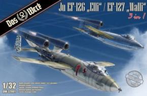 Junkers Ju EF-126 Ellli/ EF-127 Walii, demnächst