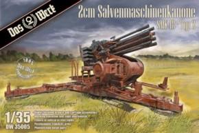 2 cm Salvenmaschinenkanone SMK - Typ2