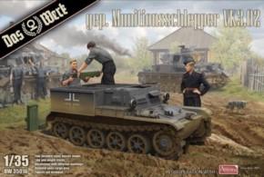 Gepanzerter Munitionsschlepper VK3.02.