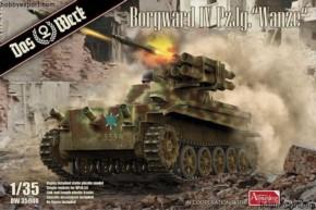 Borgward IV Panzerjäger Wanze