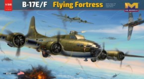 B-17 E/F Flying Fortress