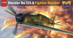 Dornier Do 335 A Fighter/Bomber