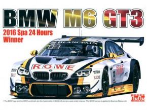 BMW M6 GT3 2016 Spa 24 h