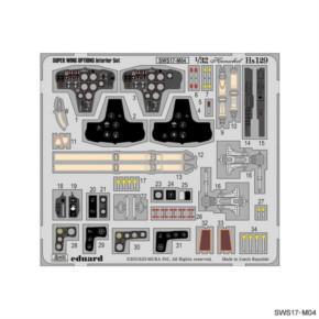 Fototzteile Interior-Set für Henschel 129