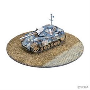 Dioramen-Platte All Panzers! Assemble