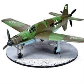 Dioramen-Platte Luftwaffe, Oberpfaffenhofen Dornier Factory ohne Markierungen