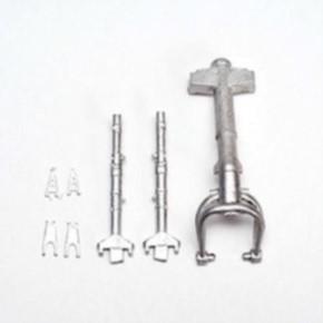 Metallfahrwerk für Horten Ho 229