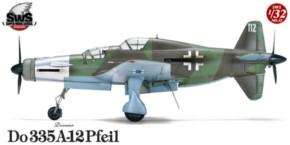 Dornier Do 335 A-12 Doppelsitzer