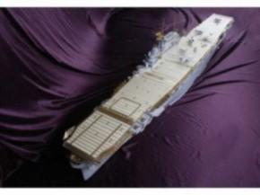Zubehör Komplett-Set mit Holzdeck für Hornet (MER)  DX-Pack