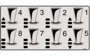 Multi-Switch 16 Modul, nur noch 1 Stück