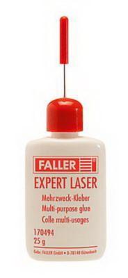 Expert Lasercut, 25 g mit Kanüle
