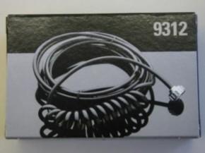 Luftschlauch, spiralförmig 3 m