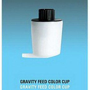 10,0ccm Gravity Feed Cup