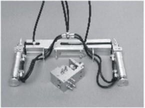Abstützung Bausatz zum Ladekran mit Hydraulik TAM