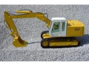 Kettenbagger Liebherr 922 mit Hydraulik