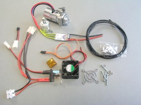 Tuning-Kit für Wedico-Bagger mit höherer Förderleistung
