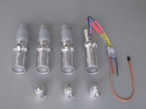 Hydraulikpumpeneinheit für Kippfahrzeuge 12V