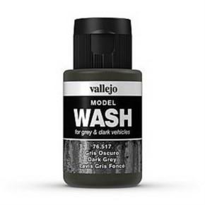 Wash-Colour, dunkelgrau, 35 ml