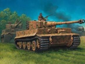 Sd.Kfz.181 PzKpfw VI Tiger Ausf. E